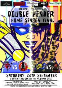 Sat 24 September – Home Season Final