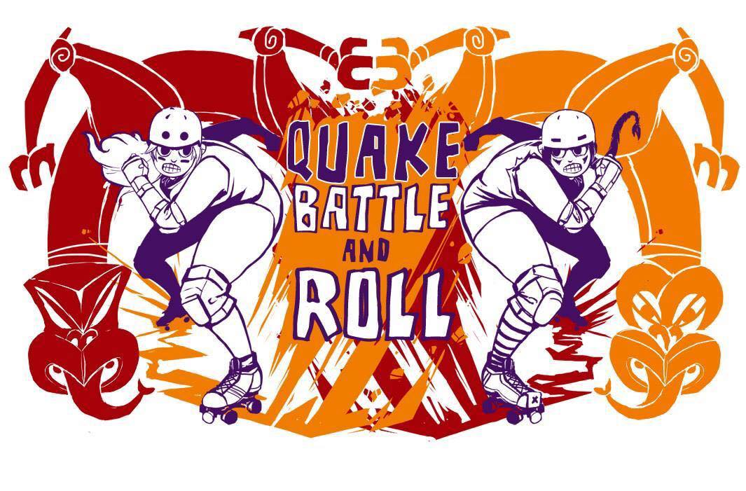 Quake, Battle & Roll