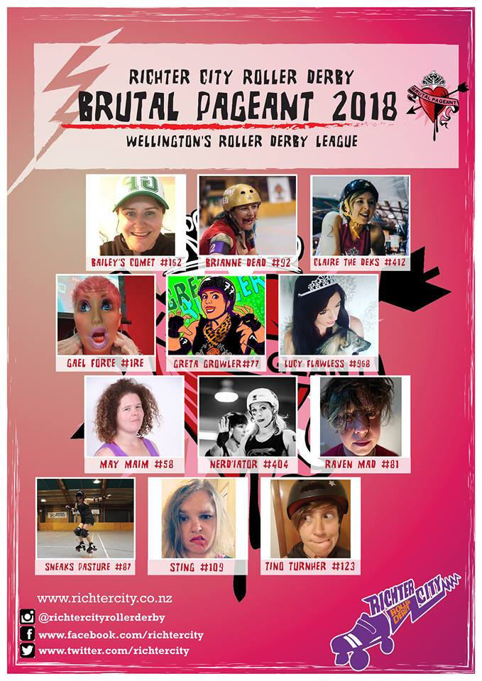 Brutal Pageant 2018